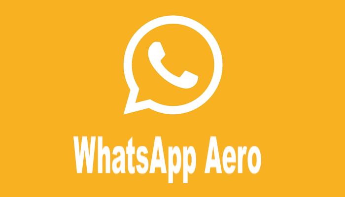 Whatsapp Aero 2021 Telecharger La Derniere Version 8 93